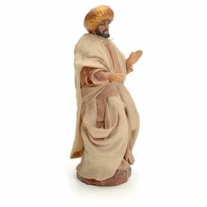 Homme arabe crèche Napolitaine 8 cm s2