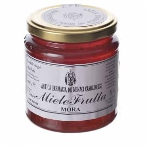 Honig und andere Bienenprodukte: Honig-Obst Brombeere 400gr Camaldoli