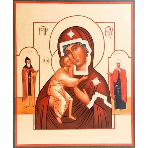Icona Madre di Dio di Fiodor s1