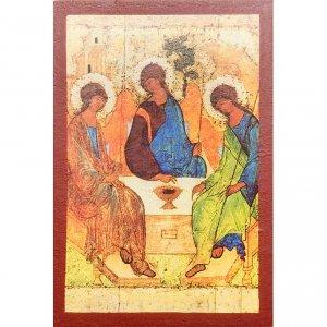Icone stampate Gesù, Maria, Ultima cena, Trinità s6