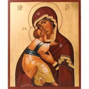 Icono Madre de Dios Vladimir s1