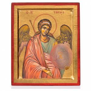 Griechische Ikonen: Ikone Erzengel Raphael