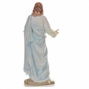 Jésus 30cm résine peinte s3