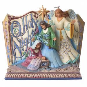 Jim Shore: Jim Shore - Song Book Holy Night figurine