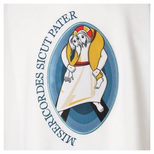 STOCK Kasel Jubilaeum mit Logo aus Polyester s7