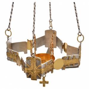 Lampade per il Santissimo: Lampada per Santissimo da appendere h.80 cm