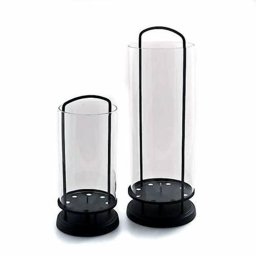 Lampe porte-bougie s1