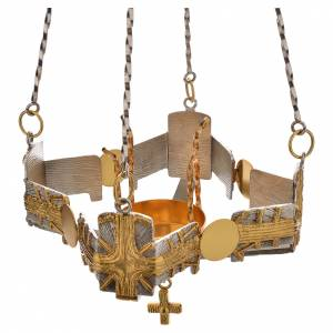 Lampe de sanctuaire à suspendre h. 80 cm s2
