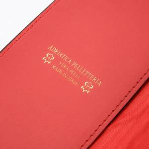 Lectionary covers: Leather Lectionary slipcase with alpha and omega