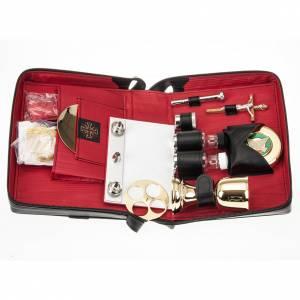 Travel Mass kits: Leather small mass kit