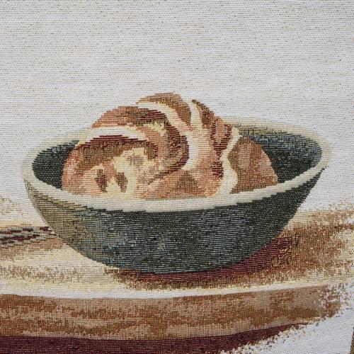 Lectern cover amphora bread cross s4