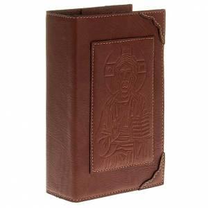 Deckel für Stundenliturgie 4 Bände: Ledereinband 4 Bände