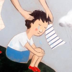Livres pour enfants: Les visages de Dieu pour les petits ITALIEN