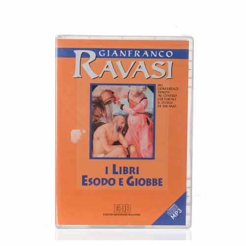 Libri: Esodo e Giobbe  - Cd Conferenze s1