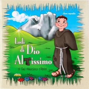 Libri per bambini e ragazzi: Lodi di Dio Altissimo di S. Francesco