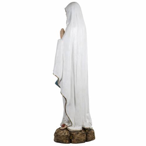 Madonna di Lourdes 160 cm resina Fontanini s7