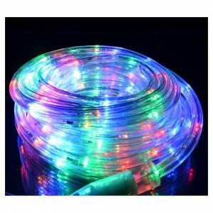 Manguera 6 m luces de Navidad de LED programables para interior-exterior s2