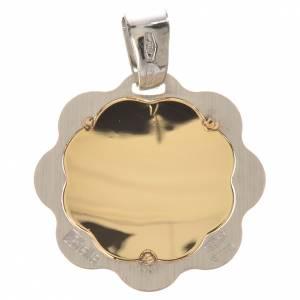 Medaglia battesimo oro 750/00 - gr. 1,48 s2