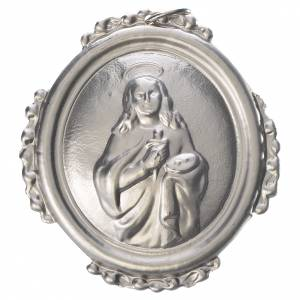 Medaglioni per confraternite: Medaglione per Confraternite Santa Lucia