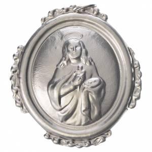 Medaliony dla konfraterni: Medalion dla konfraterni Świętej Łucji