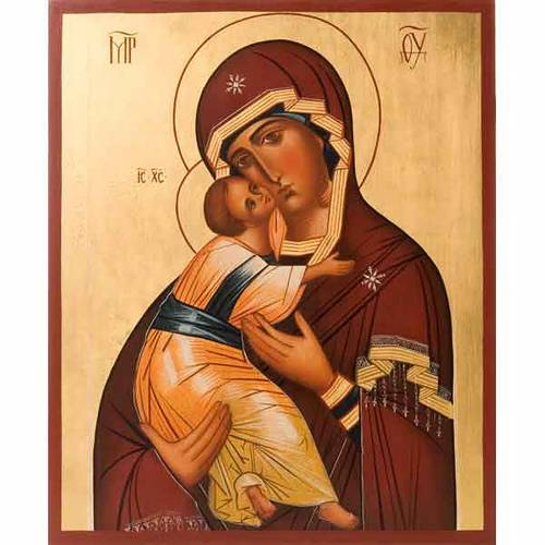 Mère de Dieu Vladimir s1