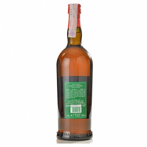 Messwein weiß süß Martinez s2