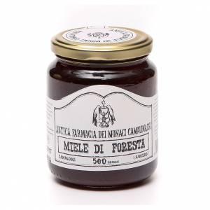 Productos de la colmena: Miel de bosque (melada) 500 gr Camaldoli