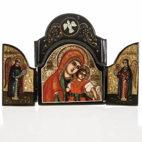Mini trittico miniatura Mstjora 5x9 1