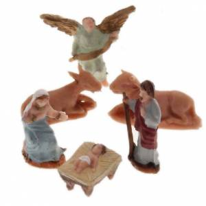 Miniature Holy family 2 cm Moranduzzo s1