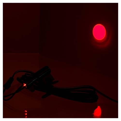 Miniproyector 'sol rojo' para centralitas Frisalight s2
