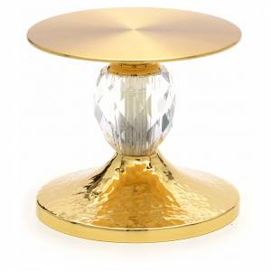 Monstrance throne, base for monstrance with crystal s1