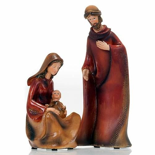 Nativité statuettes en résine s3
