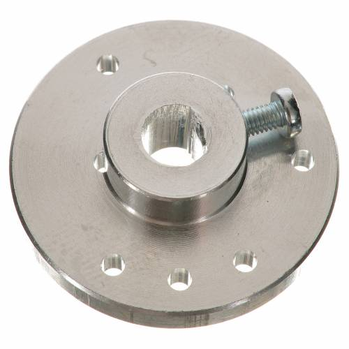 Nativity accessory, pulley for gear motor for 7mm spindle ME s3