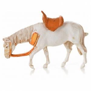Nativity figurine, horse 6 cm s2