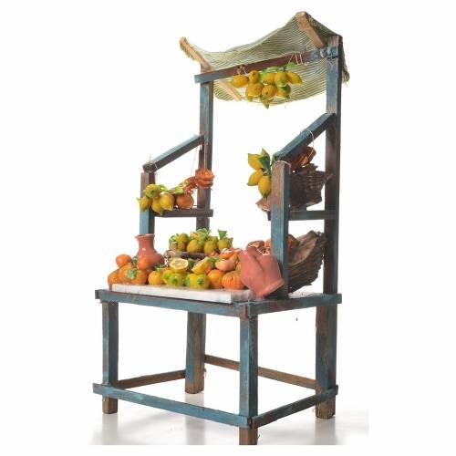 Nativity lemon stall, 41x23x15cm s2