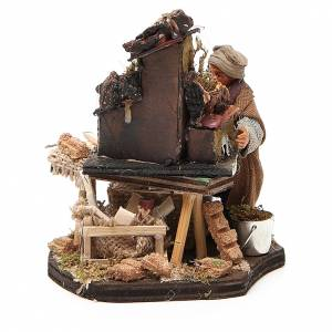 Nativity scene artist, Neapolitan nativity figurine 10cm s3