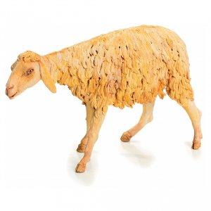 Nativity scene figurine, sheep 30 cm, Angela Tripi s1