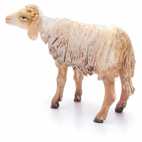 Nativity scene figurine, standing sheep 18cm, Angela Tripi 2