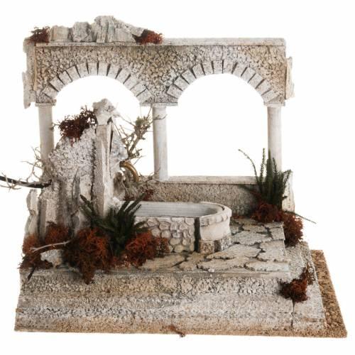 Nativity set accessory, arabic fountain s1