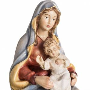 Nativity set, Magi and Mary with Jesus child s9