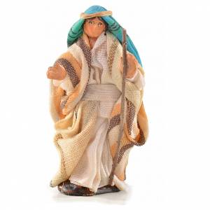 Neapolitan Nativity, Arabian style, man walking 6cm s1