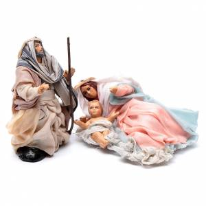 Neapolitan Nativity figurine, Arabian nativity scene, 8 cm s1