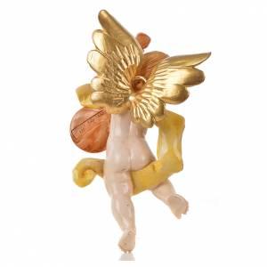 Ángel con banyo Fontanini cm. 17 símil porcelana s4