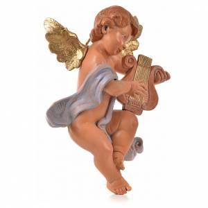 Ángel con lira Fontanini cm. 36 s2