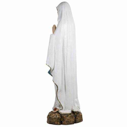 Nuestra Señora de Lourdes 160 cm. resina Fontanini s7