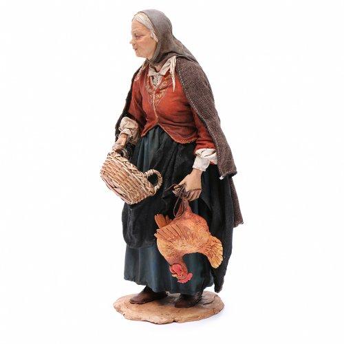 Old lady 30cm Angela Tripi s2