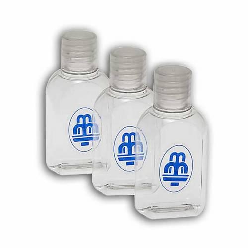 Opakowanie 100 buteleczek na wodę święconą s1