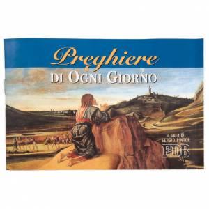 Calendarios y Otros libros religiosos: Oraciones de cada día EDB- idioma Italiano -