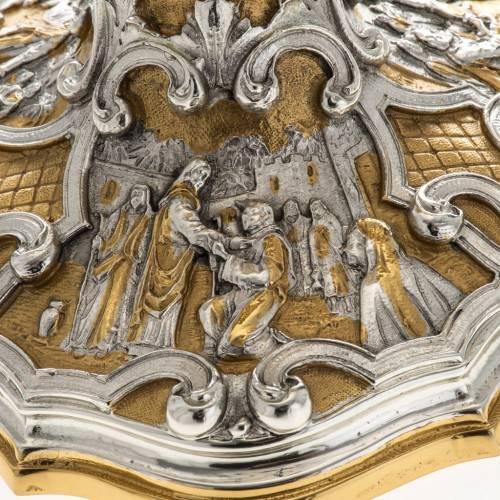 Ostensorio piedras y ángeles s4
