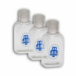 Accesorios para bendición: Paquete 100 botellas para agua bendita
